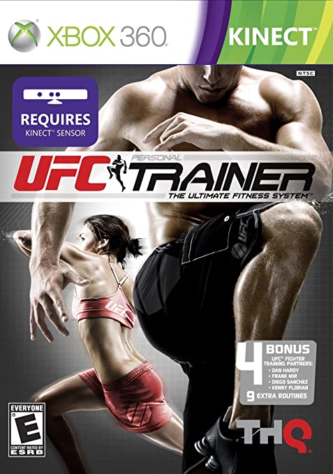 Thq Ufc Personal Trainer Xbox 360 Esp Xbox 360 Espanol Video