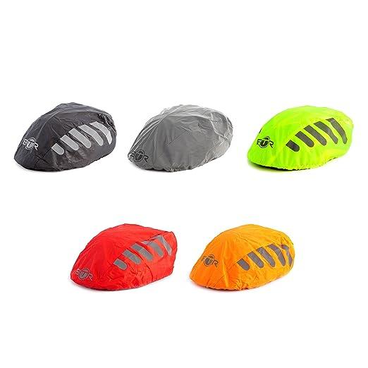 48 opinioni per Nero Copri-casco impermeabile per bicicletta/bici da corsa, taglia universale