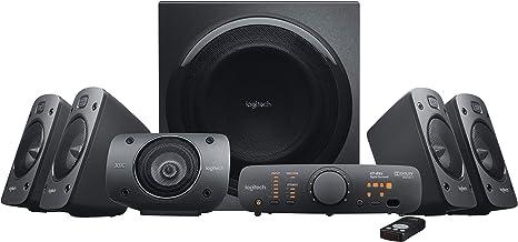 Dolby Digital and DTS ... THX Logitech Z906 5.1 Surround Sound Speaker System