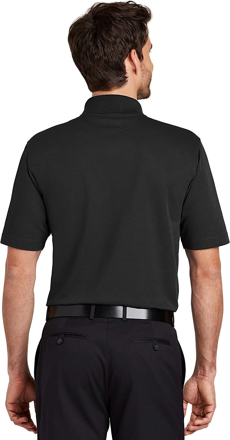 Add Your Logo /& Name Performance Shirts 3 Pack Custom Embroidered Quick Dry Polo