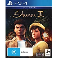 Shenmue 3 Day One Edition - PlayStation 4