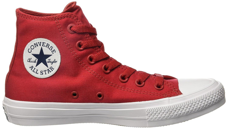Converse Chuck Taylor All Star II High B010S59H0A / 14 B(M) US Women / B010S59H0A 12 D(M) US Men|Salsa Red/White/Navy 033ae6
