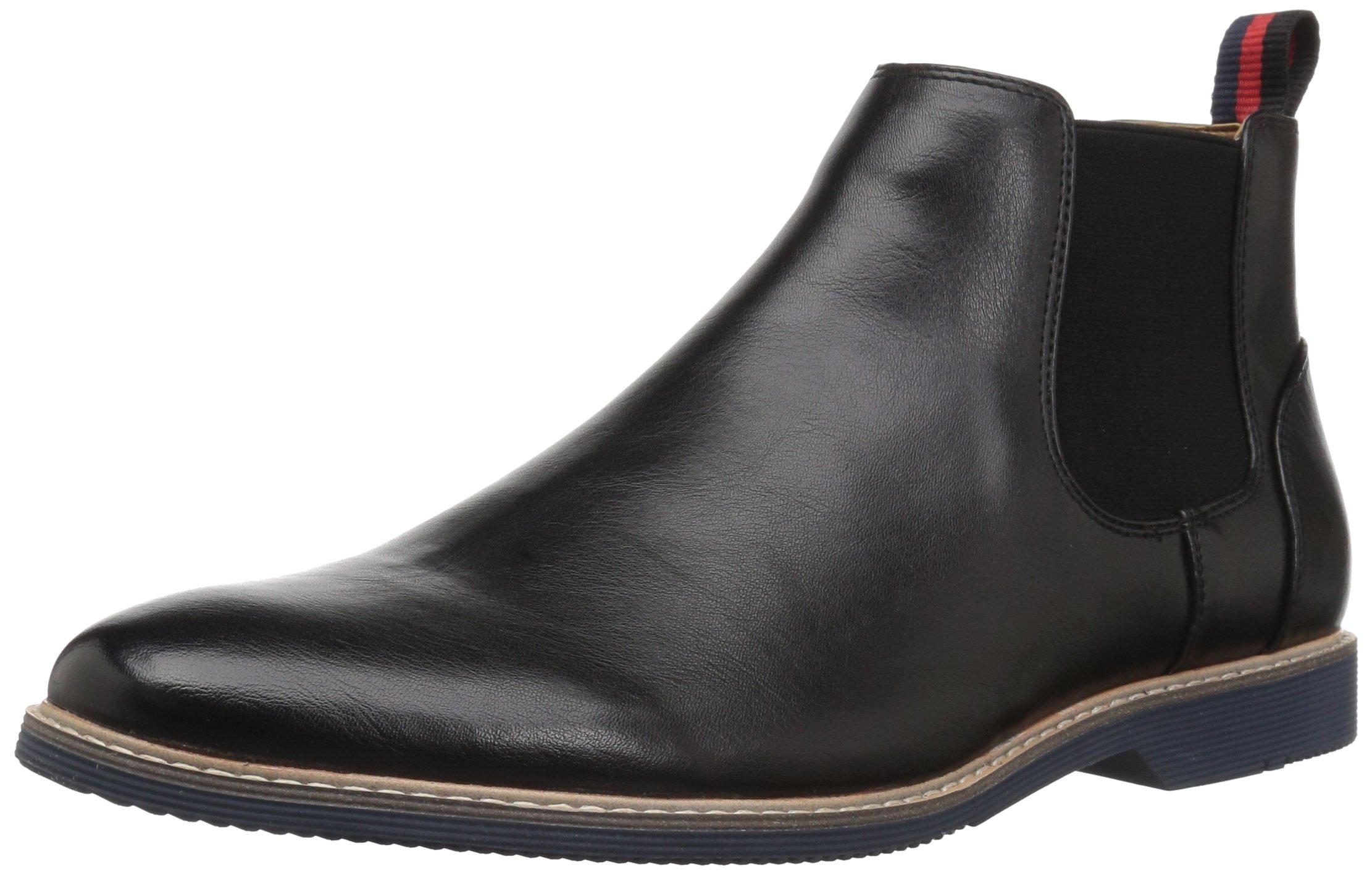Steve Madden Men's Native Chelsea Boot, Black, 10 M US by Steve Madden