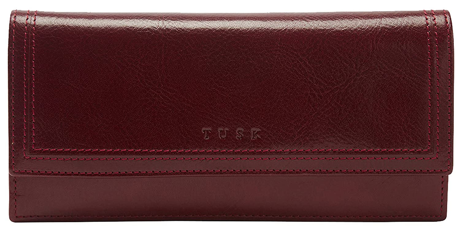 TUSK LTD Gusseted Clutch Wallet