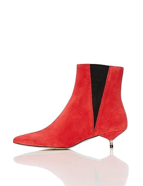 Zapatos rojos con cordones Find para mujer 3jIL1