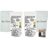Naturellia 20g vegan hyaluronsyra pulver ren duo högdos 10 g hyaluronsyra pulver högmolekylär & 10 g hyaluronsyra pulver…