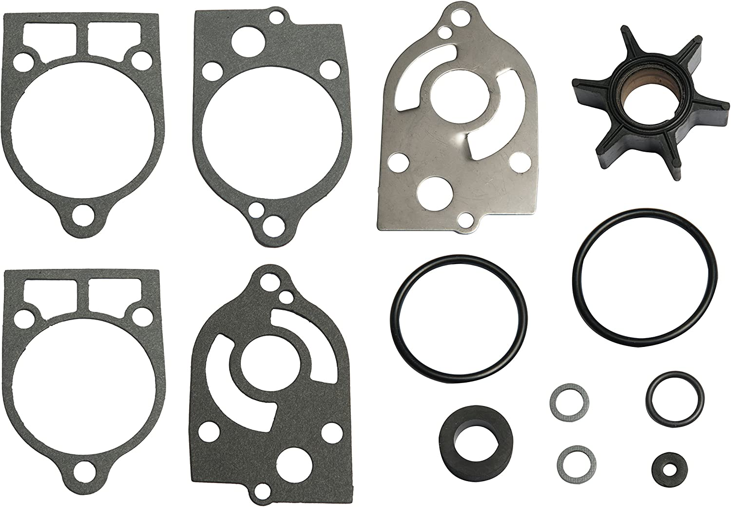 Sierra International 18-3207 Marine Impeller Repair Kit for Mercury/Mariner Outboard Motor