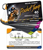 Pocket Jump, 40 exercices d'obstacle illustrés
