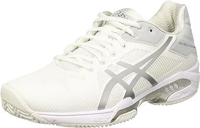 ASICS Gel-Solution Speed 3 Clay, Zapatillas de Tenis para Mujer ...