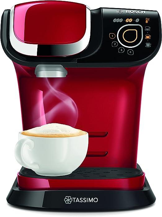Bosch Tassimo Cafetera Cafetera rosso: Amazon.es: Hogar