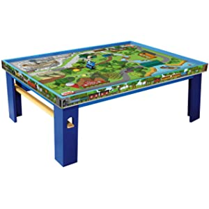 Island of Sodor Train table