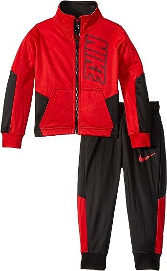 : Nike Kids Baby Boy's Color Block Full Zip Hoodie