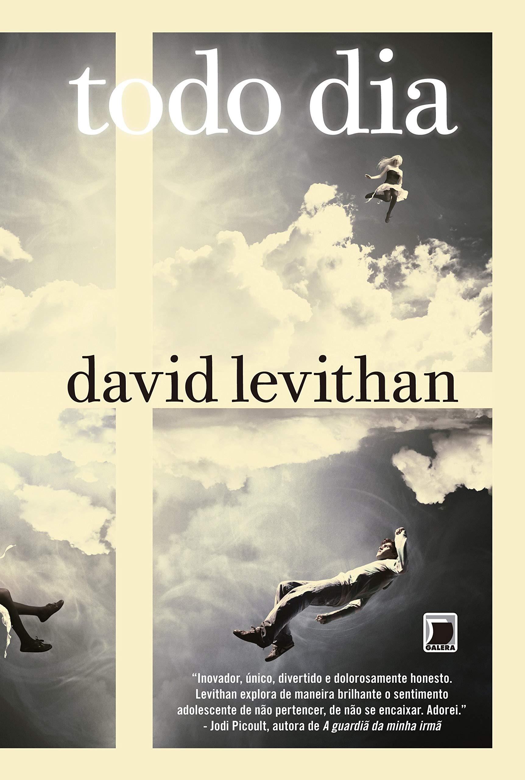 Todo dia: 1: Levithan, David, Resende, Ana: Amazon.com.br: Livros