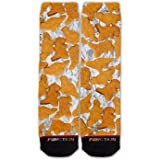 Function - Dinosaur Chicken Nuggets Pattern Fashion Socks