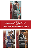 Harlequin Desire January 2016 - Box Set 1 of 2: A Baby for the Boss\Pregnant by the Rival CEO\That Night with the Rich Rancher