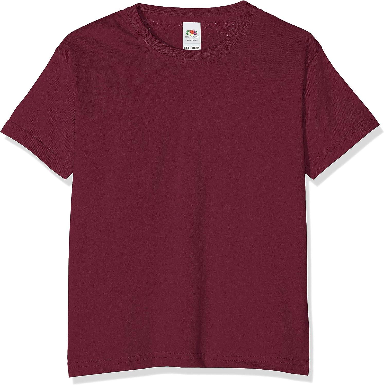 Fruit of the Loom Unisex Kids Valueweight Short Sleeve T-Shirt