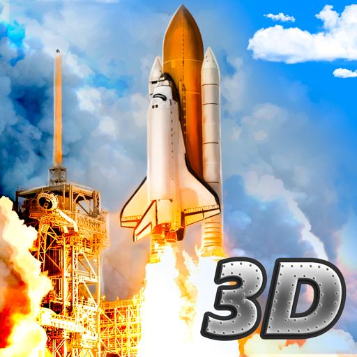 (Space Shuttle Flight Simulator 3D)