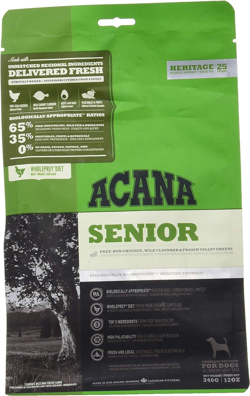 ACANA Senior Dog 0,340 Kg 340 g