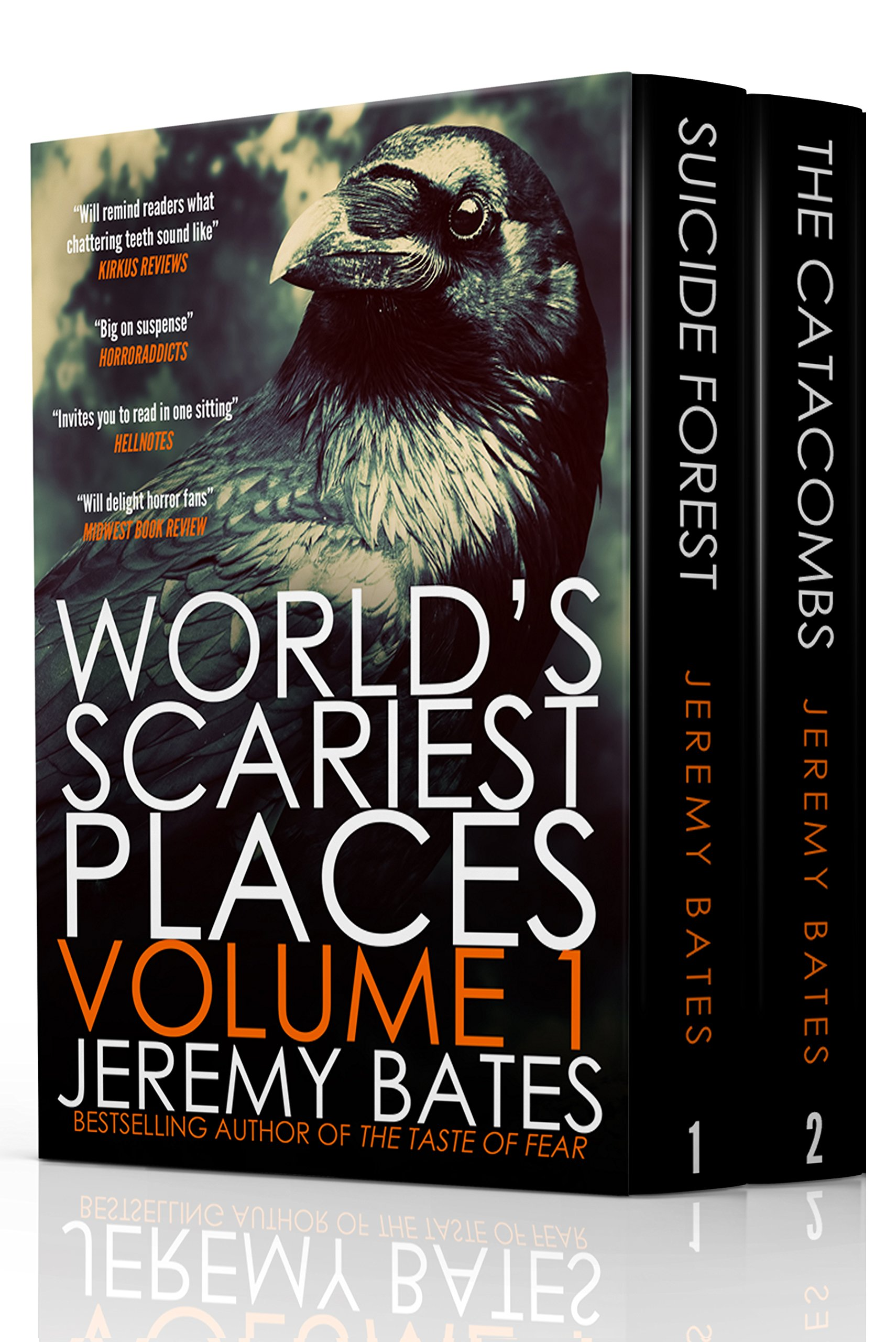 World's Scariest Places  Volume One  Suicide Forest And The Catacombs  English Edition