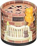 カーメイト 車用芳香剤 フチにゃん&ねこあつめ ゲル 置き型 猫好きのためのネコフィギア付き ここちよいベリーの香り 80g G1151