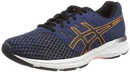 985e60736276 ASICS Men s s Gel-Exalt 4 Competition Running Shoes Black  Amazon.co ...