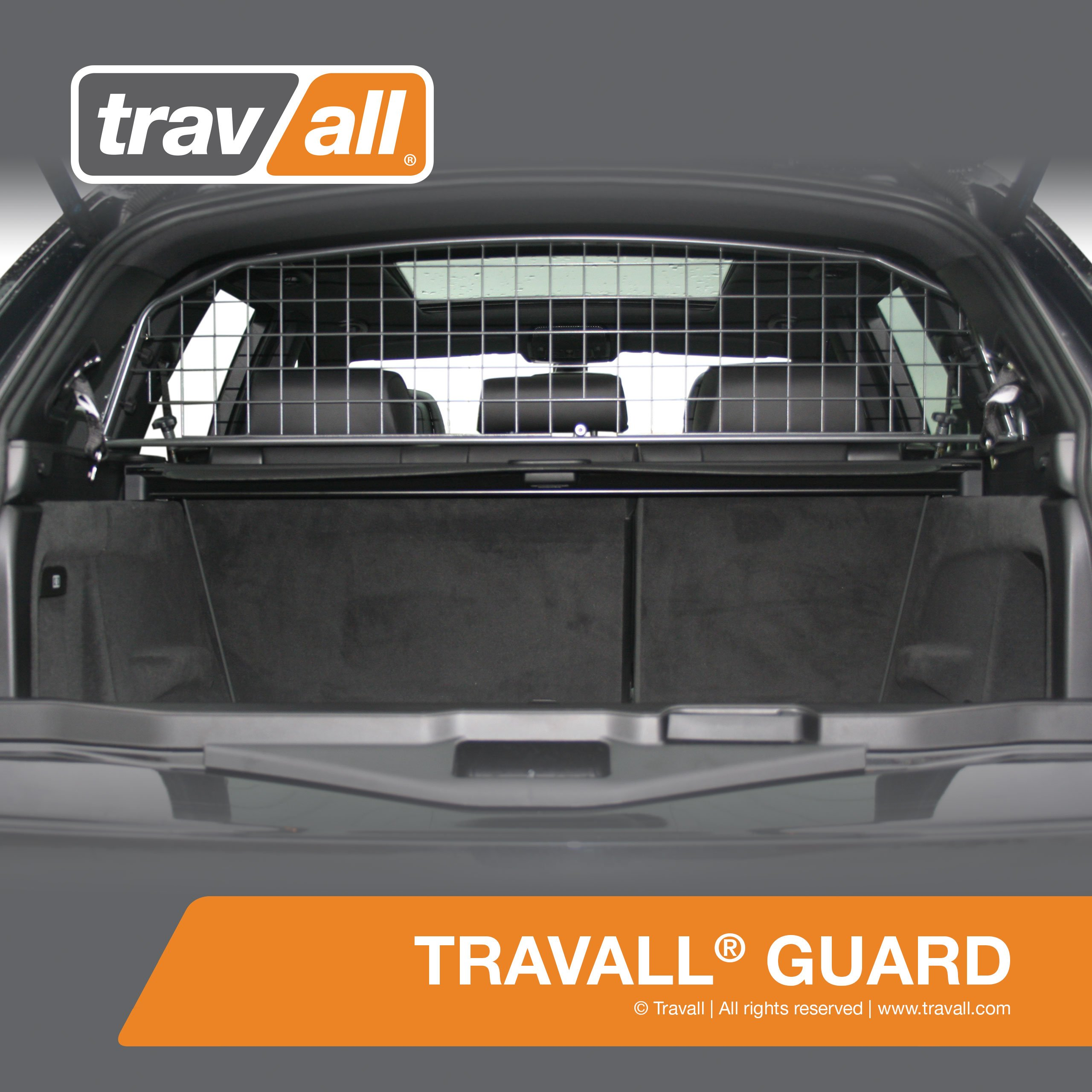 BMW X5 Pet Barrier (2007-Current) - Original Travall Guard TDG1166