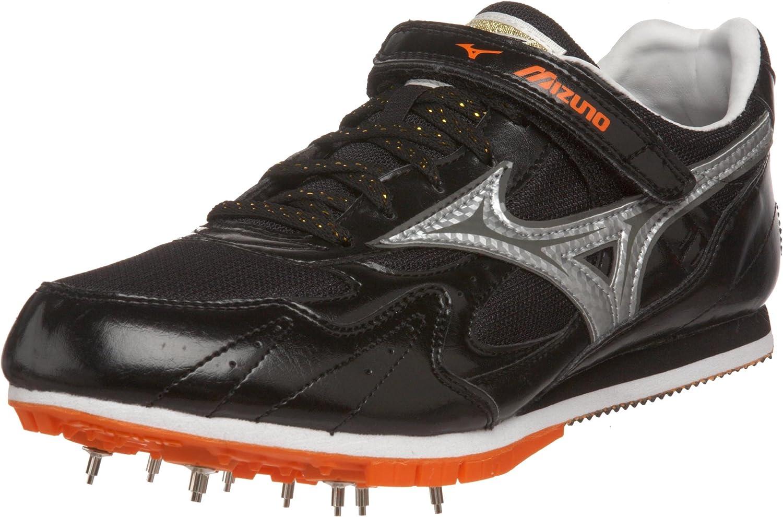 adidas Unisex adizero Triple Jump//Pole Vault Spikes Orange Sports Running