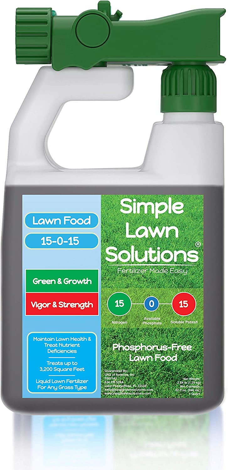 Simple Lawn Solutions Fertilizer Made Easy