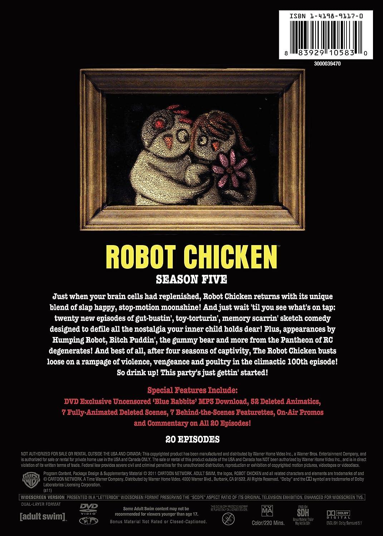 robot chicken season 1 complete download