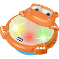 Chicco 00009612000000 - Gioco Hippo Batteria, Arancione