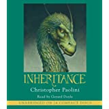 Inheritance (UAB) (CD) (The Inheritance Cycle)