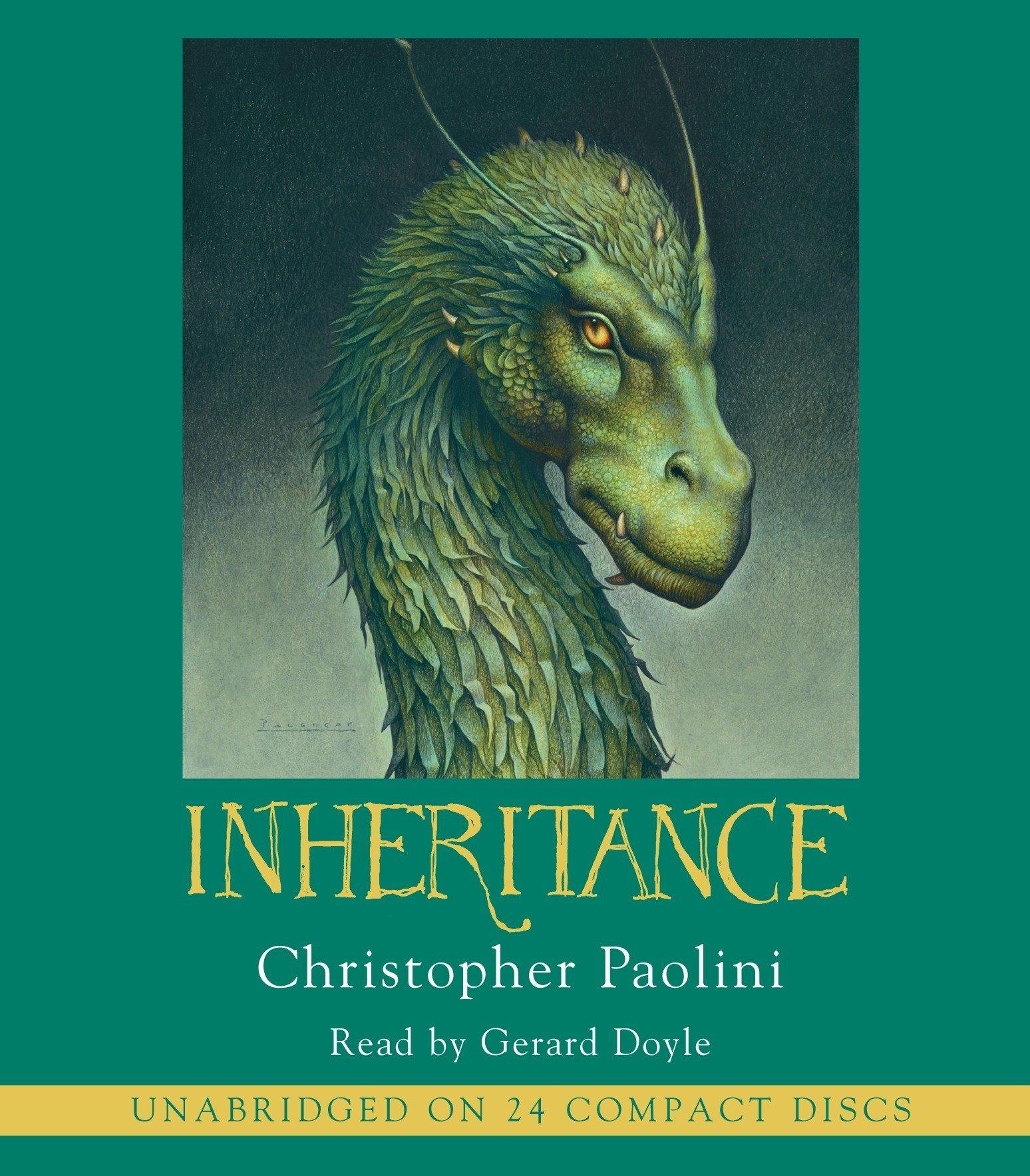 Inheritance (UAB) (CD) (The Inheritance Cycle)