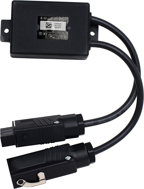 digitalSTROM GR-HKL230 Negro alimentación del relé - Relé de Potencia (3 A, Negro)