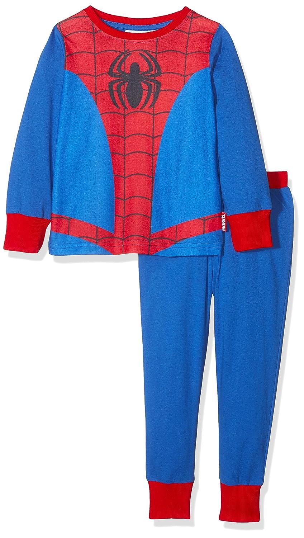 Spiderman Costume Design, Conjuntos de Pijama para Niños: Amazon.es: Ropa y accesorios