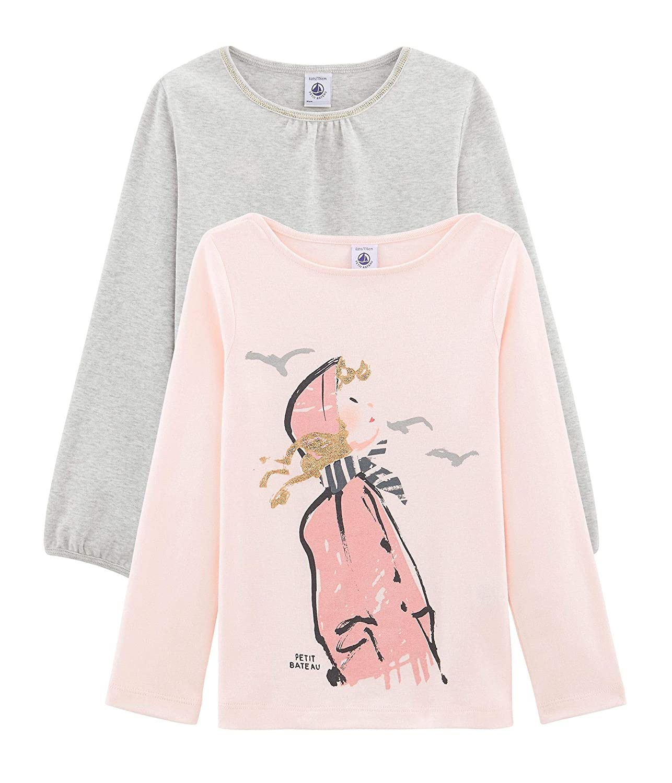 Petit Bateau Tee Shirt Ml/_4966000