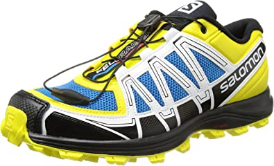 SALOMON Fellraiser Zapatilla de Trail Running Caballero, Amarillo ...