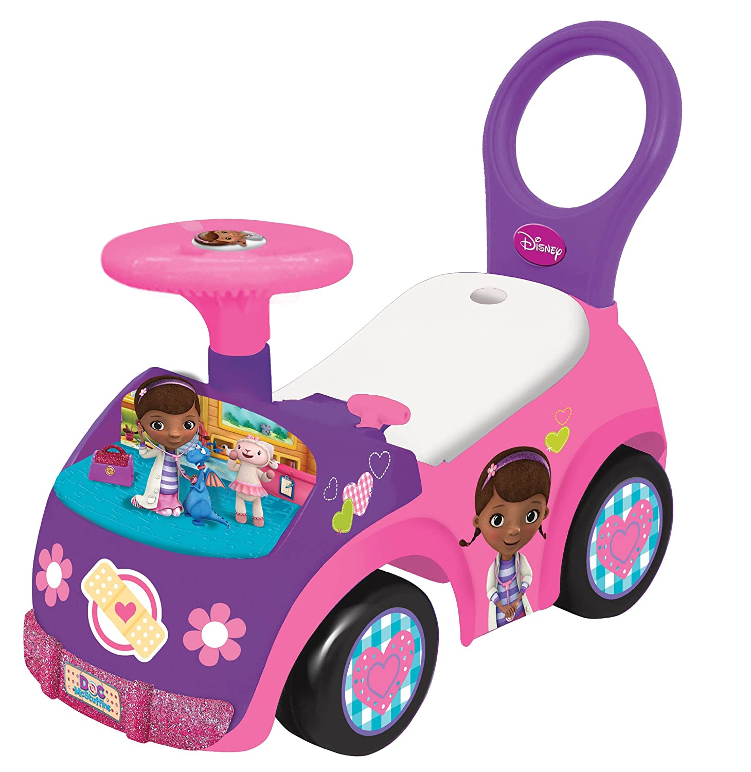 Amazon Disney Doc McStuffins Activity Ride Toys & Games