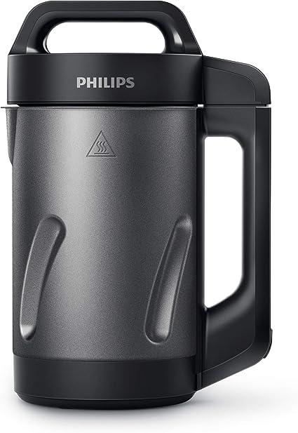 Philips Viva Collection HR2204/80 licuadora y máquina para hacer sopa 1,2 L - Licuadora y máquina para hacer sopa (1000 W, 230 V, 50 Hz, 0,5 W, 230 mm, 230 mm): Amazon.es: Hogar