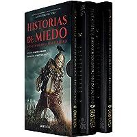 Serie Historias de miedo para contar en la oscuridad (paquete película, 3 volúmenes)
