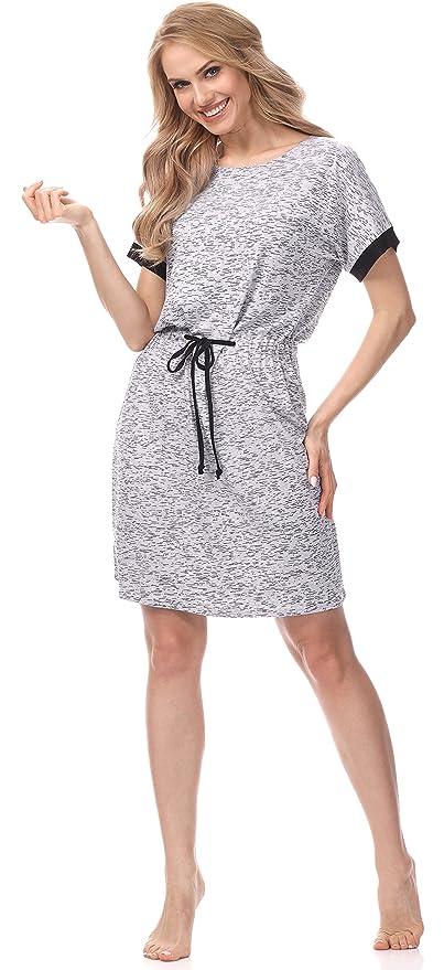 Merry Style Pijamas Mujer Verano Camisones Camisón Lenceria Sexy Vestido de Dormir MSFX307: Amazon.es: Ropa y accesorios