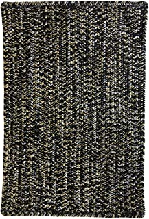 "product image for Capel Rugs Team Spirit Area Rug, 7' 6"" x 7' 6"", Black Old Gold"