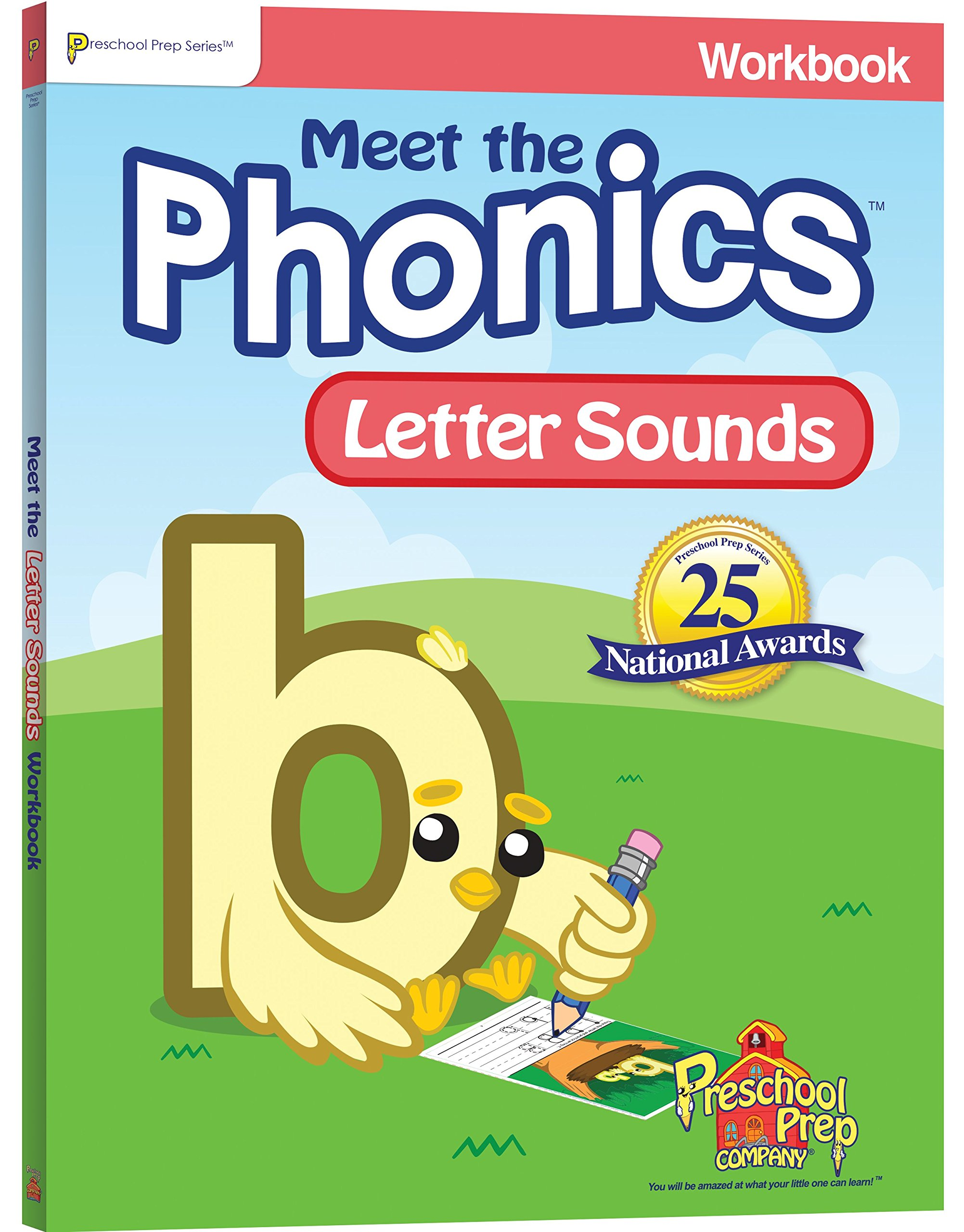 Meet the Phonics - Letter Sounds Workbook: Kathy Oxley ...