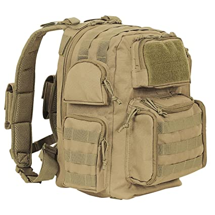 a3434de4d270 VooDoo Tactical Mini Matrix Bag Coyote 15-005107000: Amazon.in ...