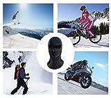 KSKG Balaclava Mask Winter Windproof Fleece Thermal