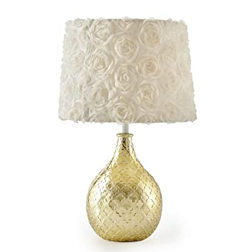 on fresh chrome table amazon crystal gold lamp coral s and or base