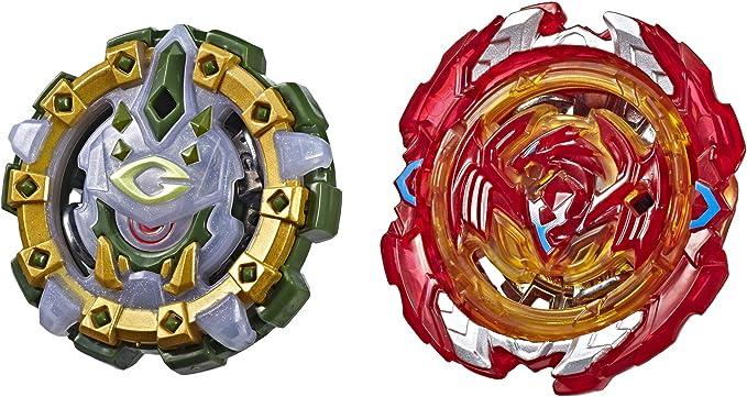 Hasbro Beyblade Burst Turbo Slingshock Dual Pack Phoenix P4 and ...