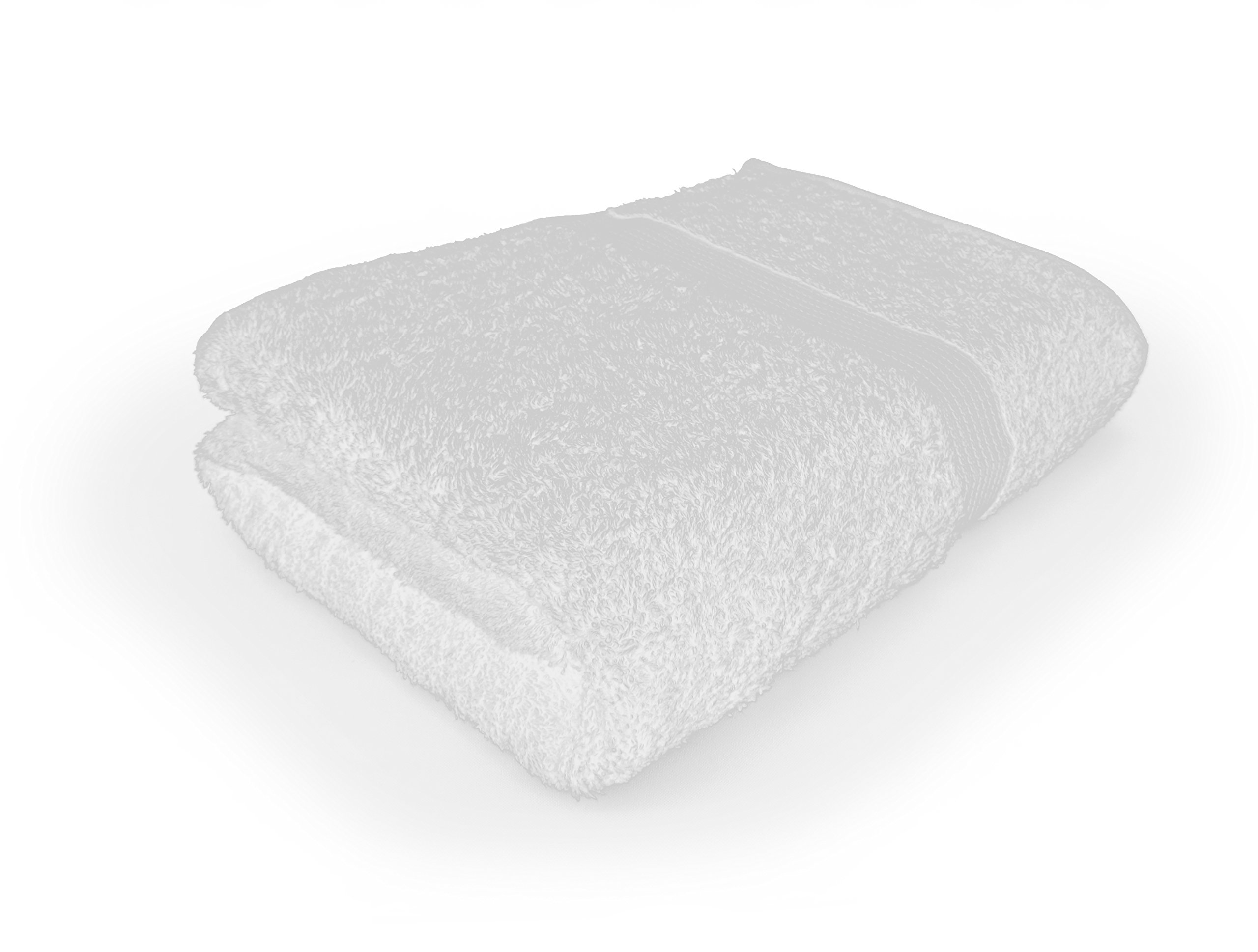 Fecido Deluxe Hotel & Spa Extremely Absorbent 100% Cotton Bath Sheet, White