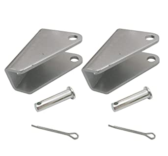 Stainless Steel MPC Mounting Brackets for Linear Actuator