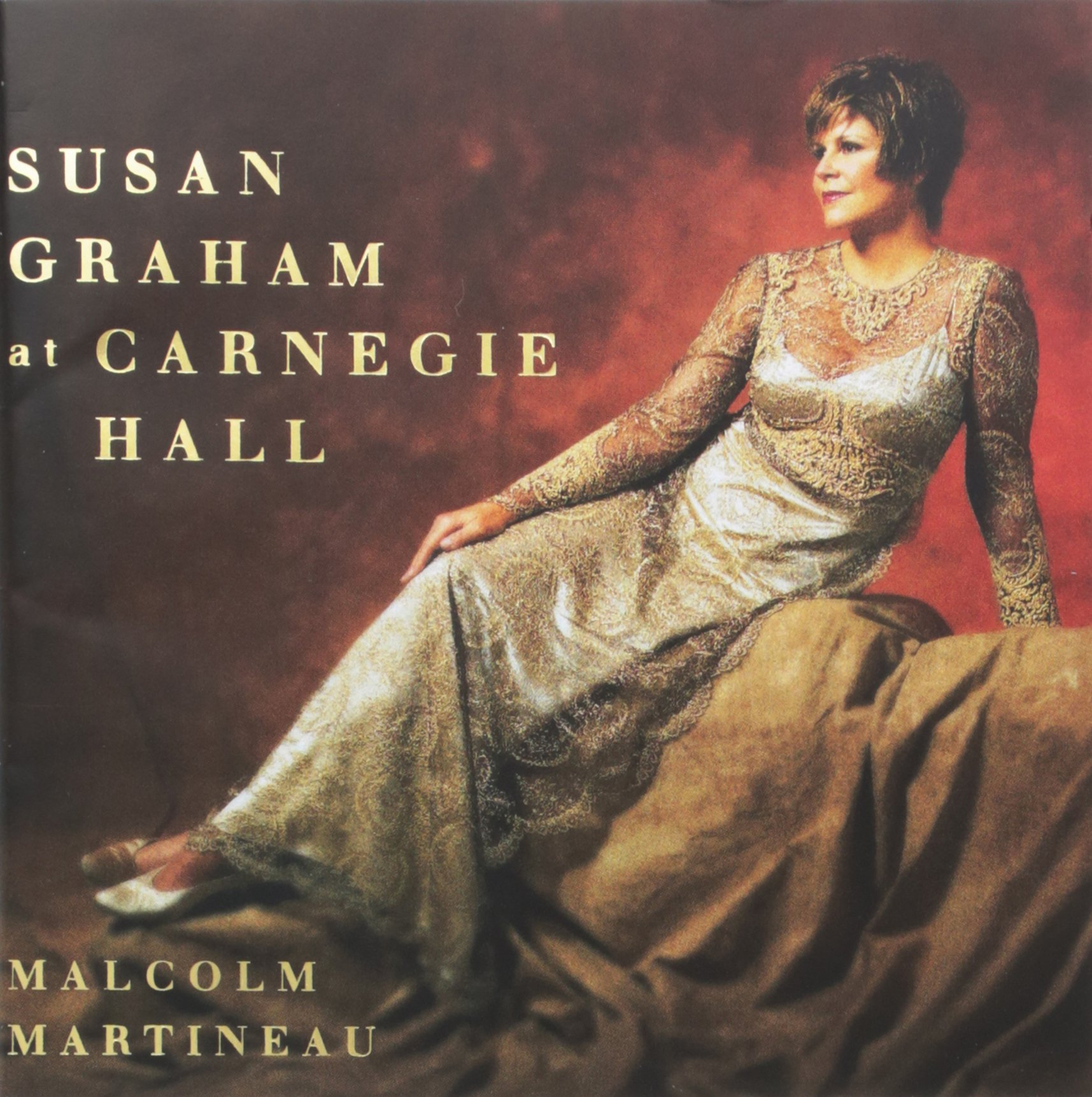 Susan Graham: Carnegie Hall by Erato Disques