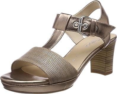 Gabor Shoes Comfort Fashion, Sandales Bride Cheville Femme